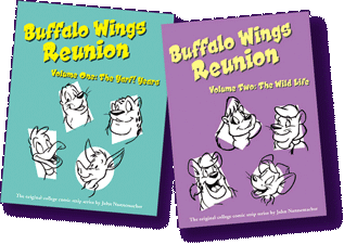 Reunion Covers
